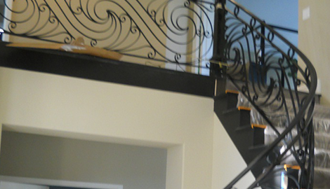 Spiral Stair Cases | Marco's Ornamental Iron Works | Long Beach, CA | 3103272049